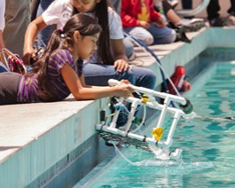 Ocean Science at Maker Faire
